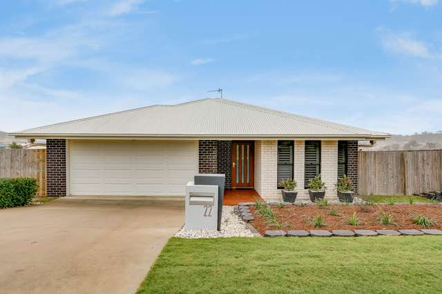 22 Mansell Boulevard, Cotswold Hills QLD 4350