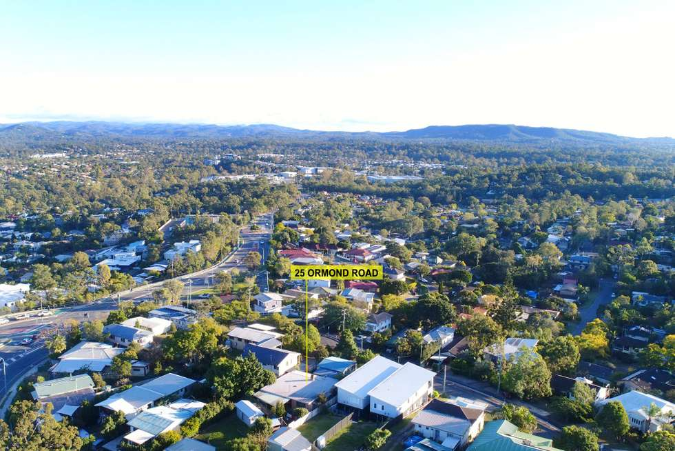 Third view of Homely house listing, 25 Ormond Road, Oxley QLD 4075