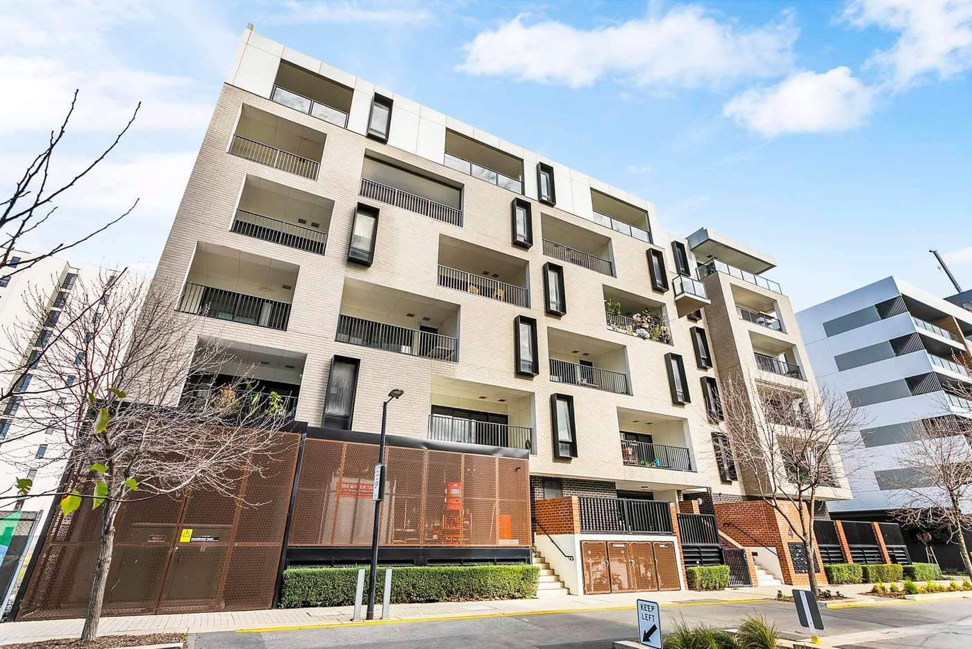 Main view of Homely apartment listing, 413/4 Fifth Street, Bowden SA 5007