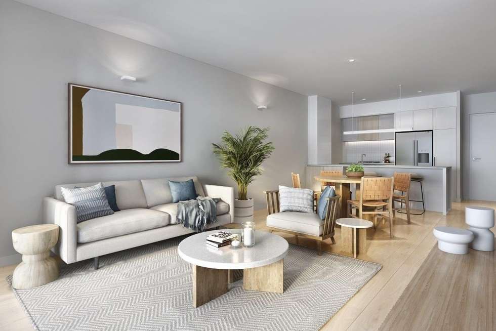 Second view of Homely unit listing, 203/9 Austral Street, St Lucia QLD 4067