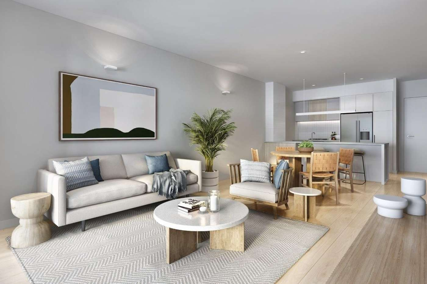 Main view of Homely unit listing, 205/9 Austral Street, St Lucia QLD 4067