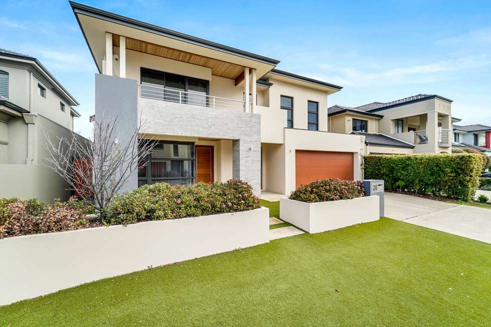 Third view of Homely house listing, 20 Sandrigo Way, Stirling WA 6021