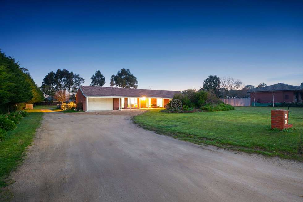 Second view of Homely house listing, 25 Newnham Drive, Romsey VIC 3434