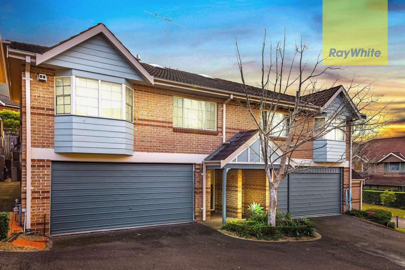 Main view of Homely townhouse listing, 86/40 Strathalbyn Drive, Oatlands NSW 2117