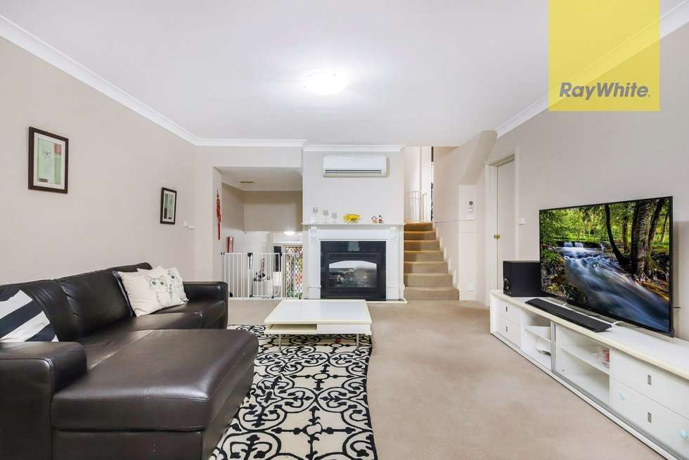 Second view of Homely townhouse listing, 86/40 Strathalbyn Drive, Oatlands NSW 2117