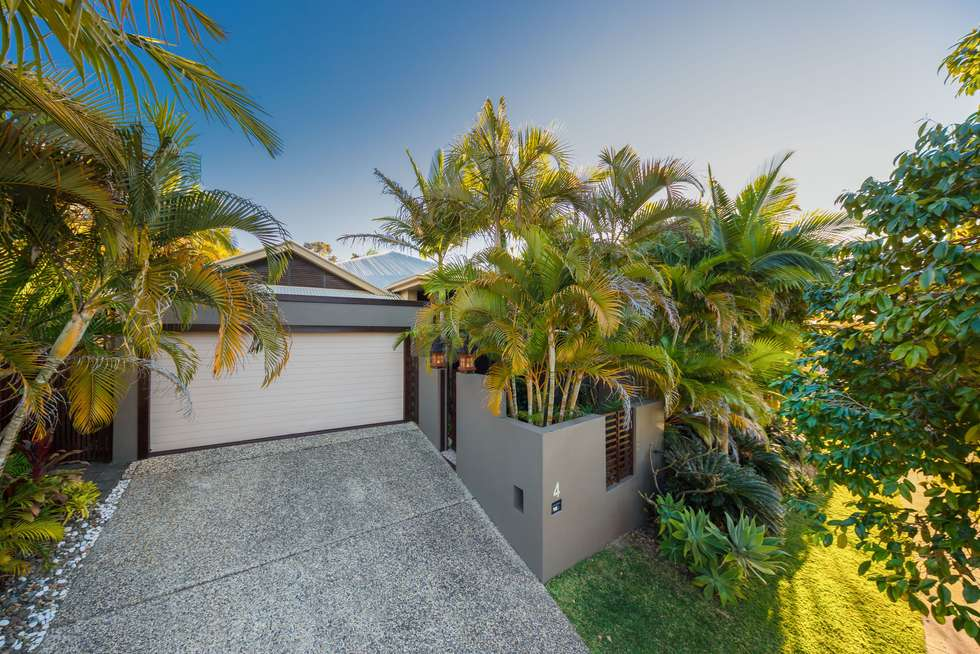 Third view of Homely house listing, 4 Pennant Court, Peregian Springs QLD 4573