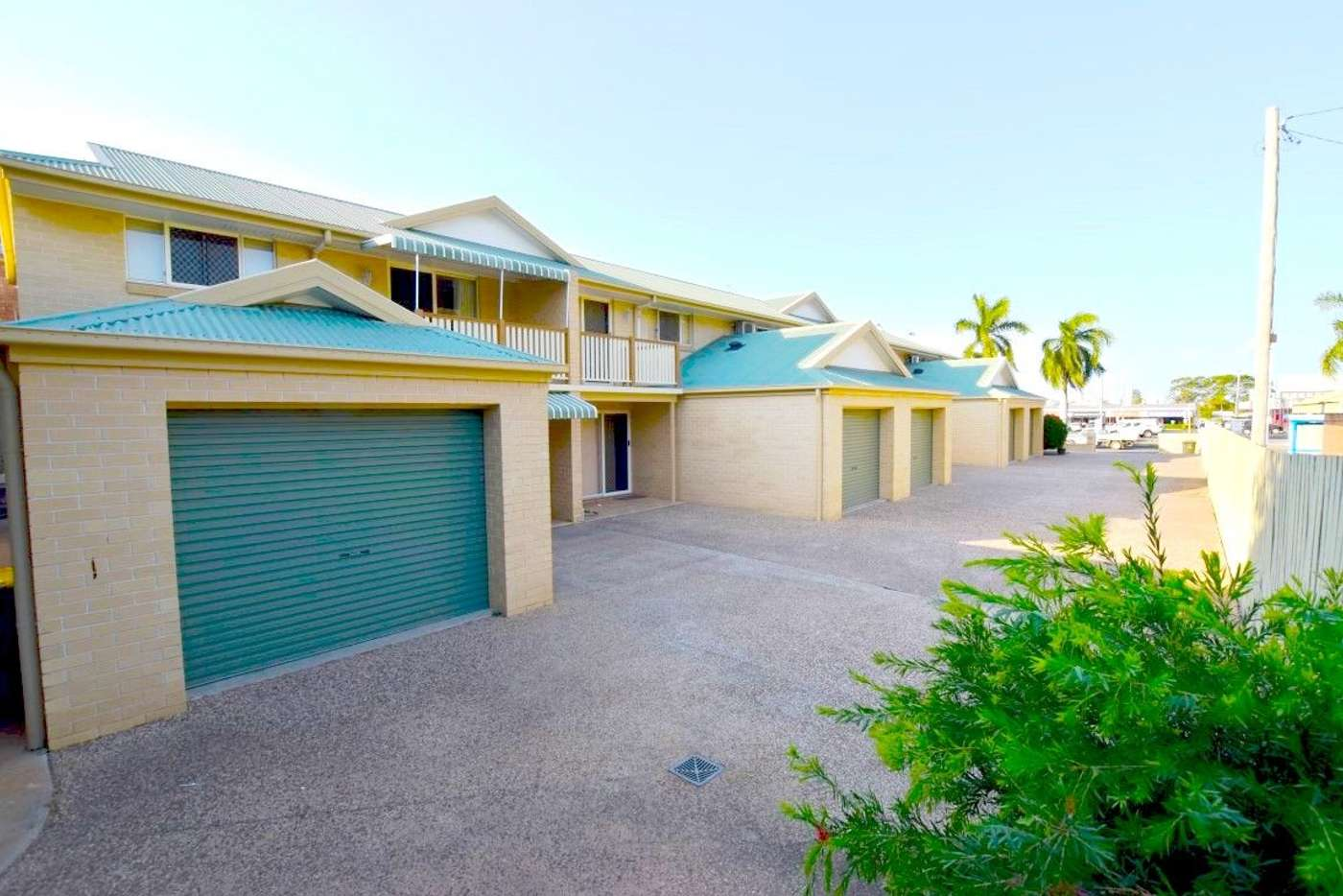 Main view of Homely unit listing, 5/187 Goondoon Street, Gladstone Central QLD 4680