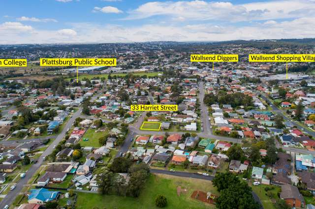 33 Harriet Street, Wallsend NSW 2287