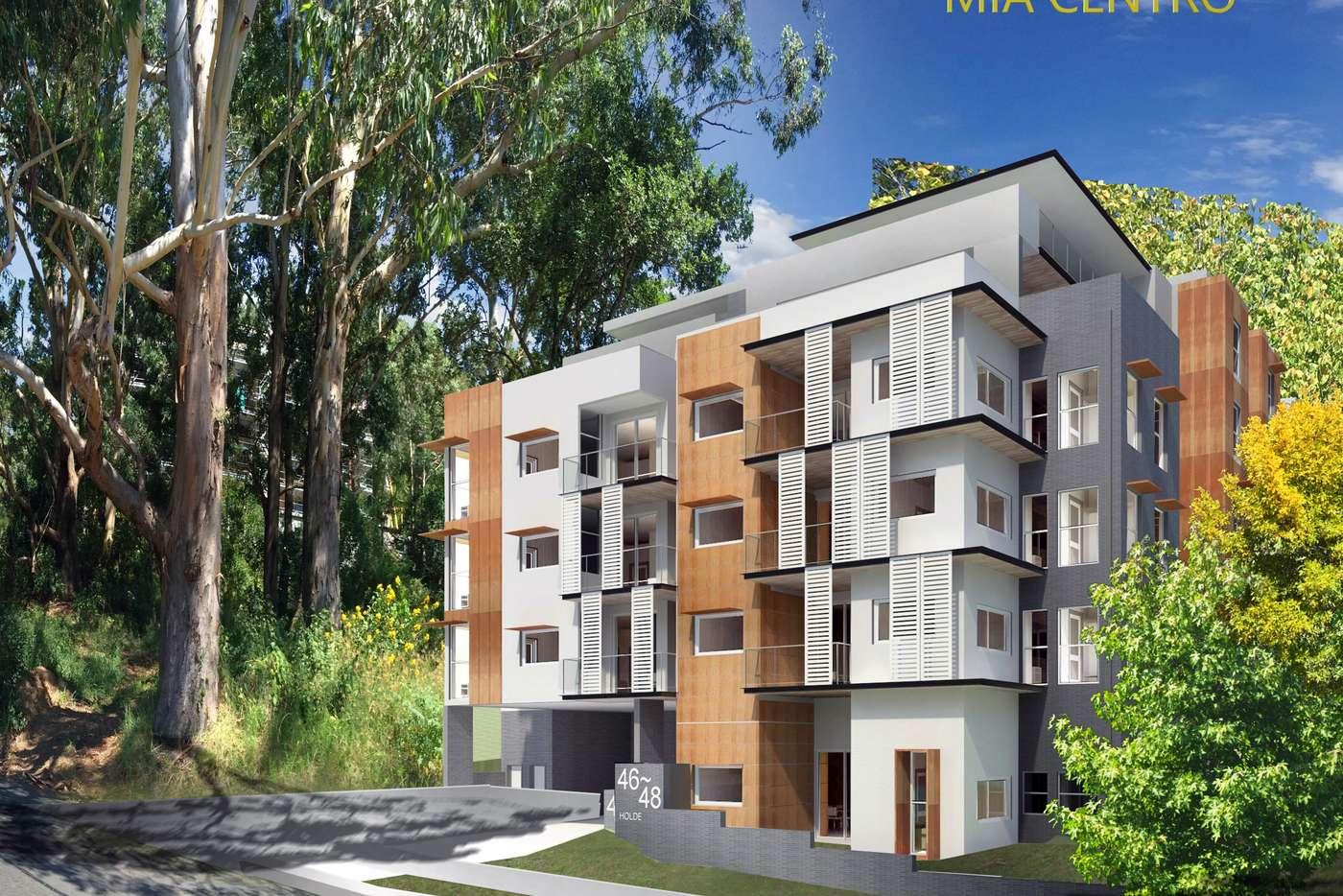 Main view of Homely unit listing, 16/46-48 Holden Street, Gosford NSW 2250
