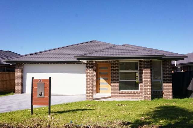 21 Curie Road, Campbelltown NSW 2560