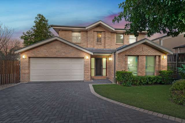 18 Islington Road, Stanhope Gardens NSW 2768