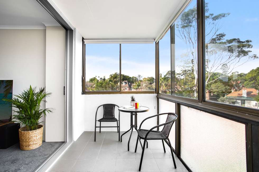 Third view of Homely apartment listing, 9/6-12 Prospect Avenue, Cremorne NSW 2090