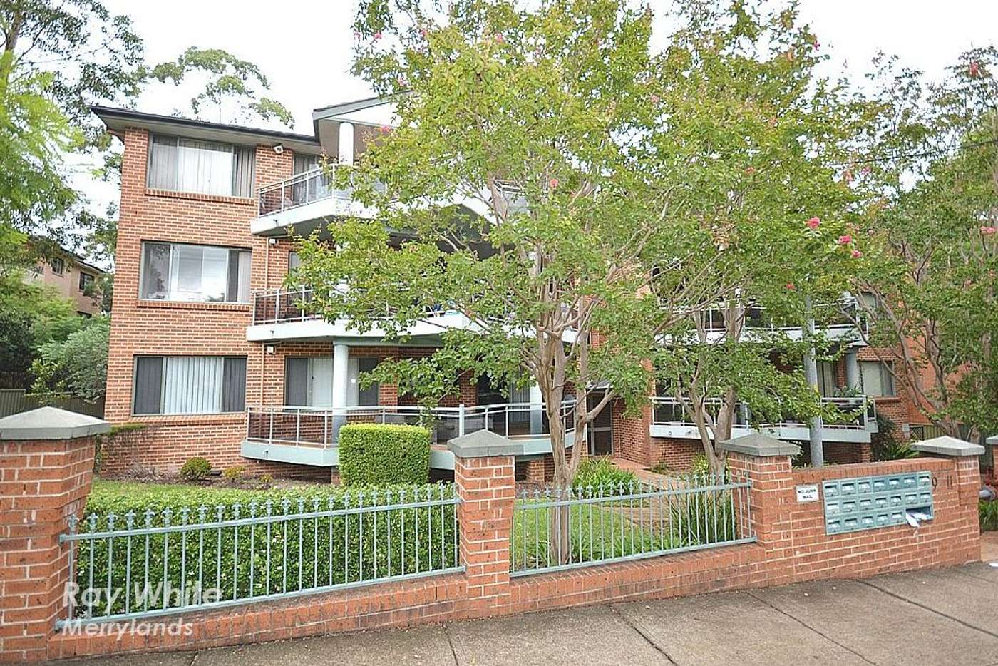 Main view of Homely apartment listing, 7/9-11 Belmore Street, North Parramatta NSW 2151
