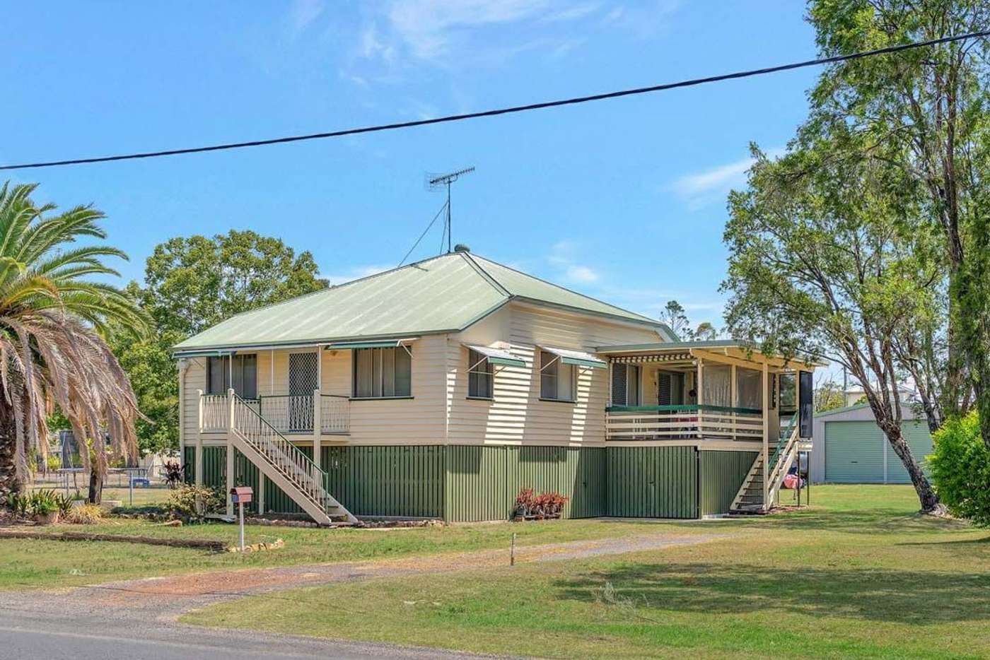 Main view of Homely ruralOther listing, 91 Ivory Creek Road, Toogoolawah QLD 4313