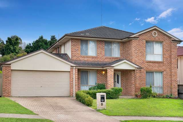 9 Craigmore Drive, Kellyville NSW 2155