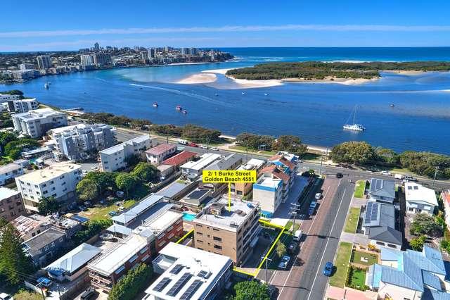 Unit 2/1 Burke Street, Golden Beach QLD 4551