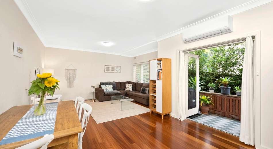 1/54 Greenwich Road, Greenwich NSW 2065
