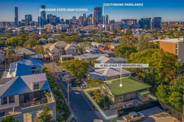 30 Bellevue Street, Highgate Hill QLD 4101