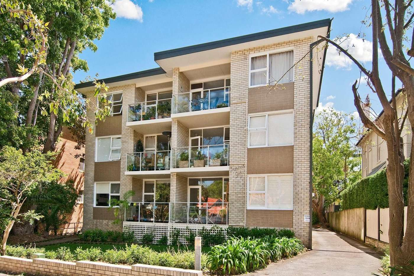 Main view of Homely apartment listing, 12/90 Raglan Street, Mosman NSW 2088