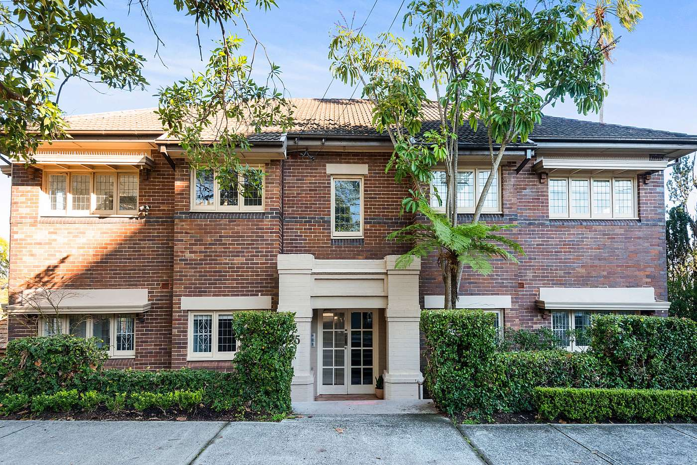 Main view of Homely apartment listing, 2/25 Bapaume Road, Mosman NSW 2088