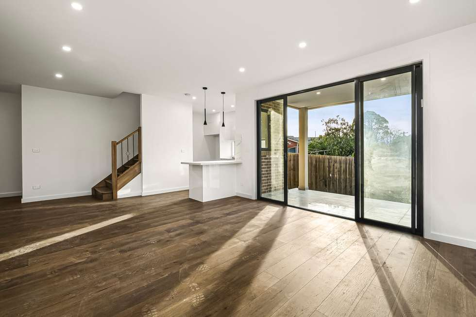 Second view of Homely townhouse listing, 3/233 Thompsons Road, Templestowe Lower VIC 3107