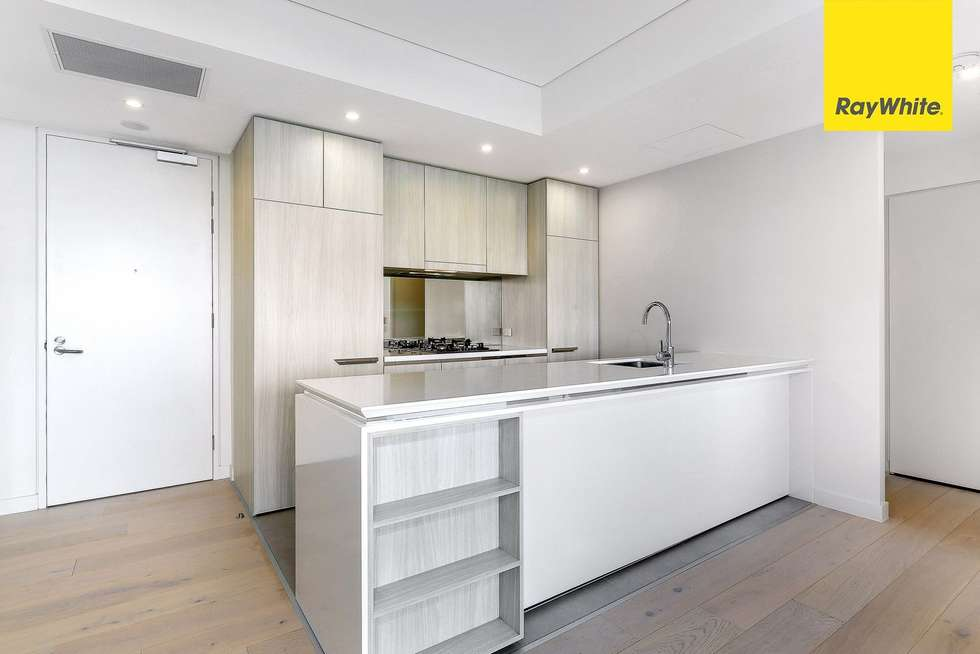 Second view of Homely apartment listing, A1603/11-13 Solent Circuit, Norwest NSW 2153