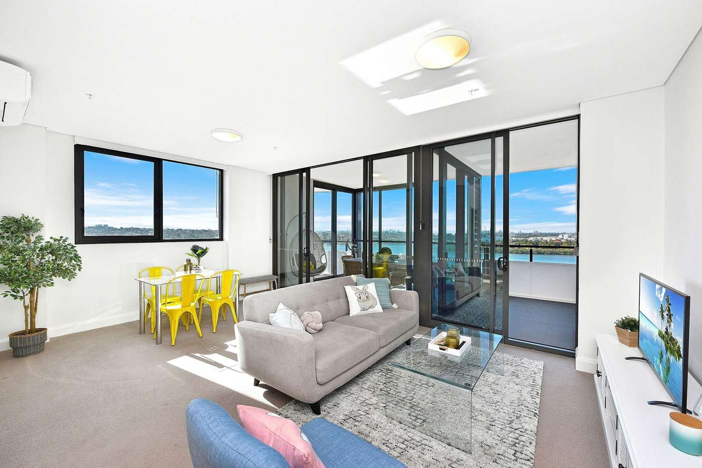 Main view of Homely apartment listing, 1203/42 Walker Street, Rhodes NSW 2138