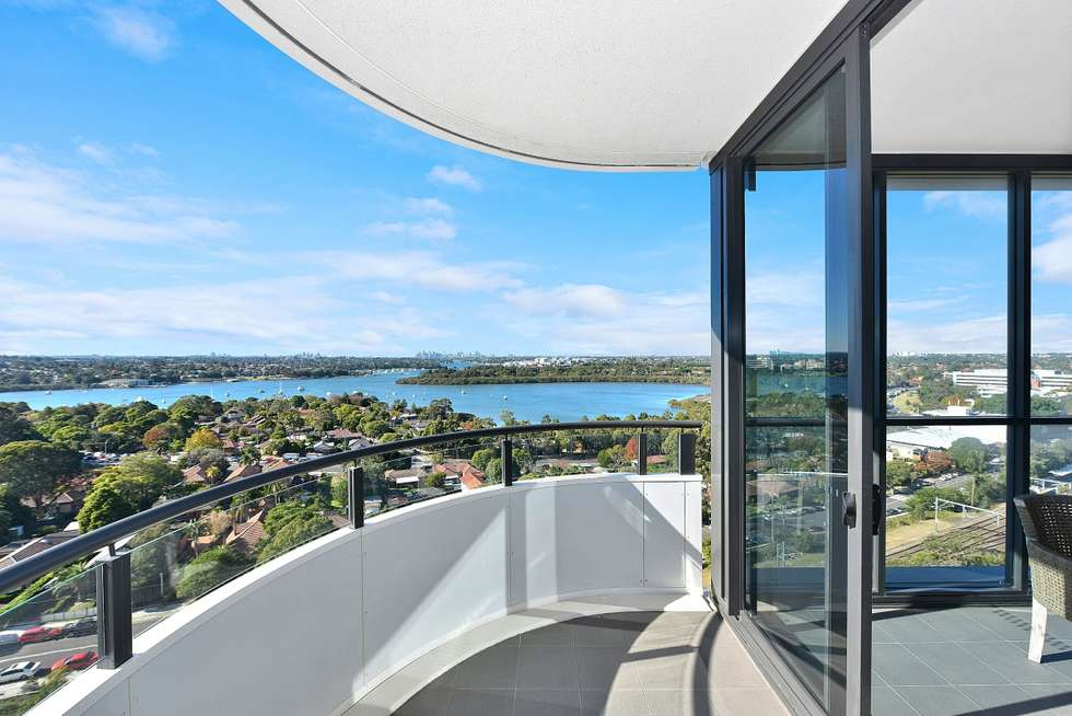 Second view of Homely apartment listing, 1203/42 Walker Street, Rhodes NSW 2138