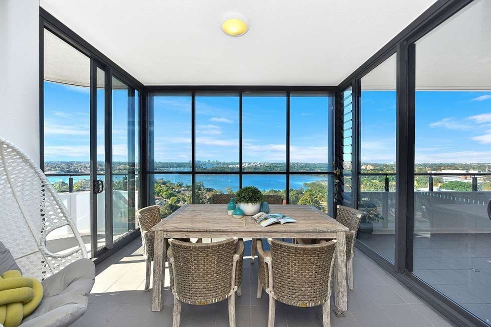 Third view of Homely apartment listing, 1203/42 Walker Street, Rhodes NSW 2138
