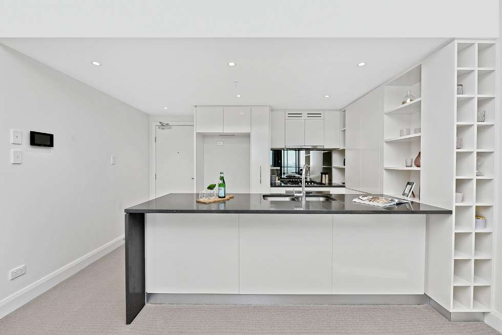 Fourth view of Homely apartment listing, 1203/42 Walker Street, Rhodes NSW 2138