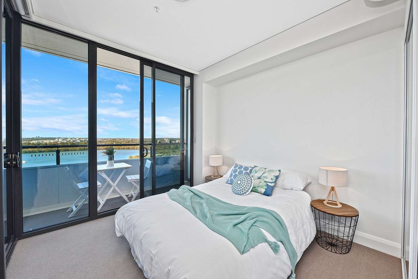 Fifth view of Homely apartment listing, 1203/42 Walker Street, Rhodes NSW 2138