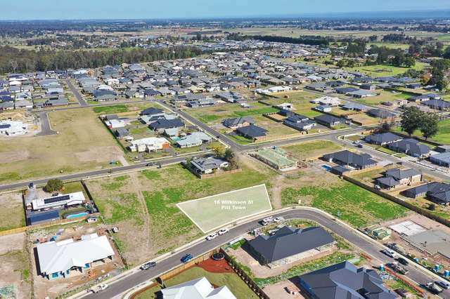 Lot 321,16 Wilkinson Street, Pitt Town NSW 2756