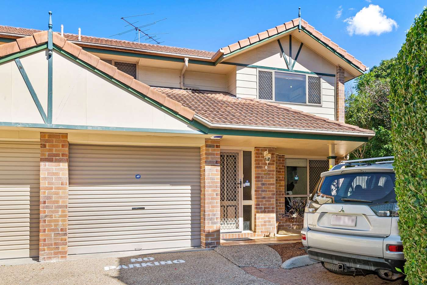 Main view of Homely townhouse listing, 35/22 Thurlow Street, Newmarket QLD 4051