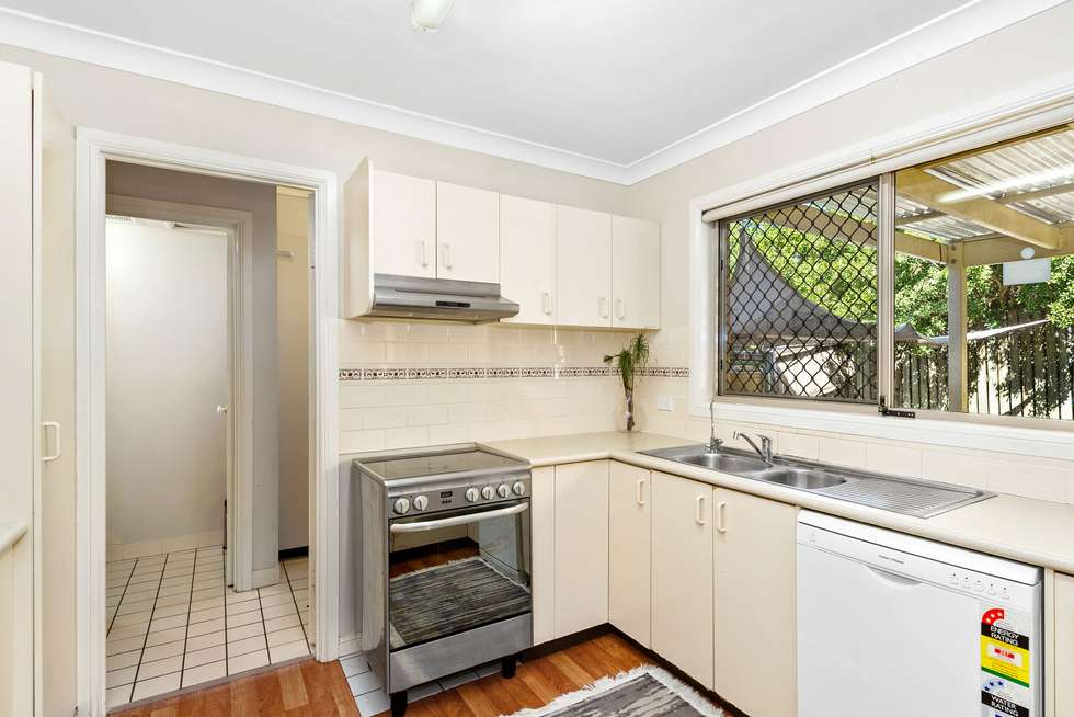 Fourth view of Homely townhouse listing, 35/22 Thurlow Street, Newmarket QLD 4051