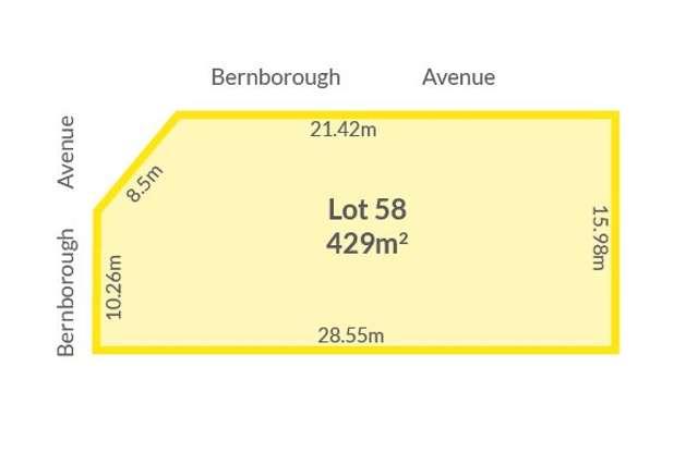 Lot 58 Bernborough Avenue, Caversham WA 6055