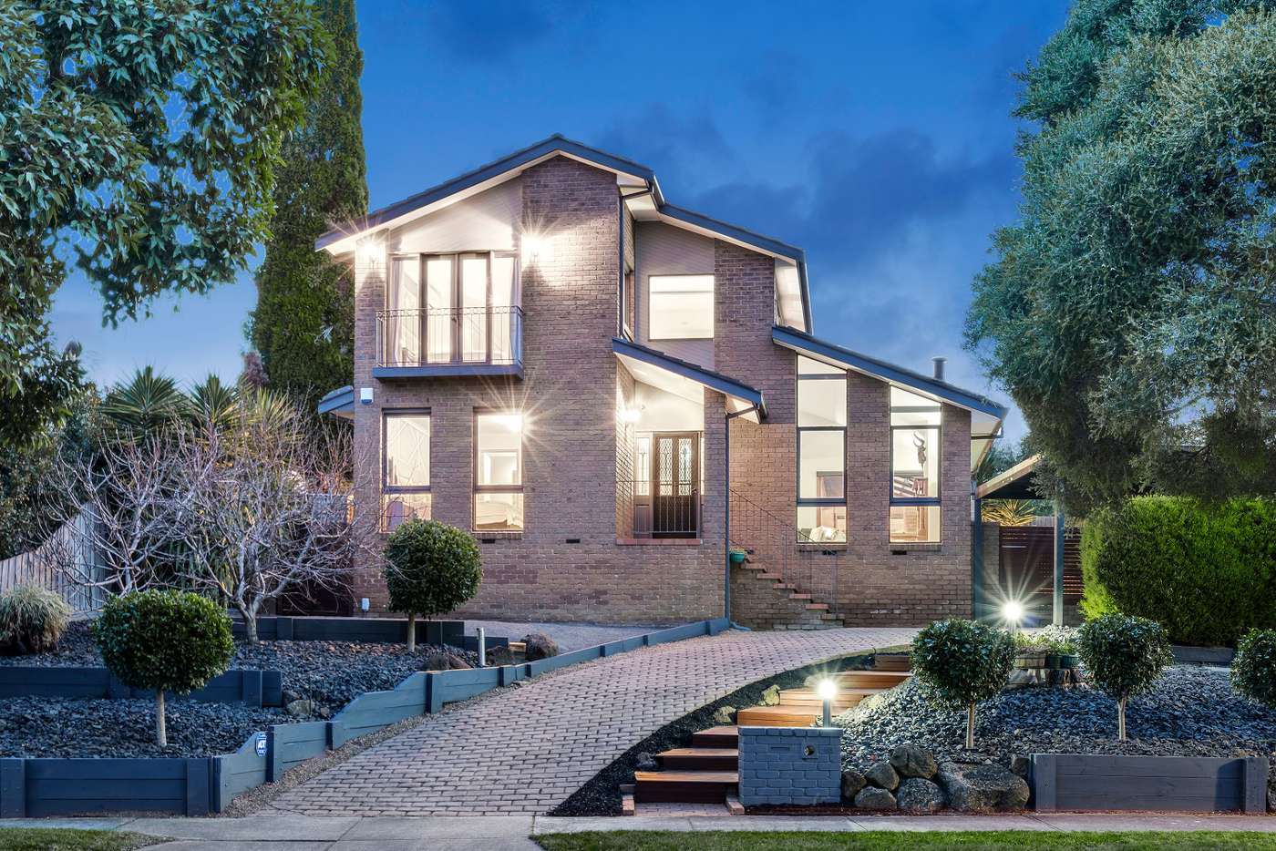 Main view of Homely house listing, 63 Haverbrack Drive, Mulgrave VIC 3170