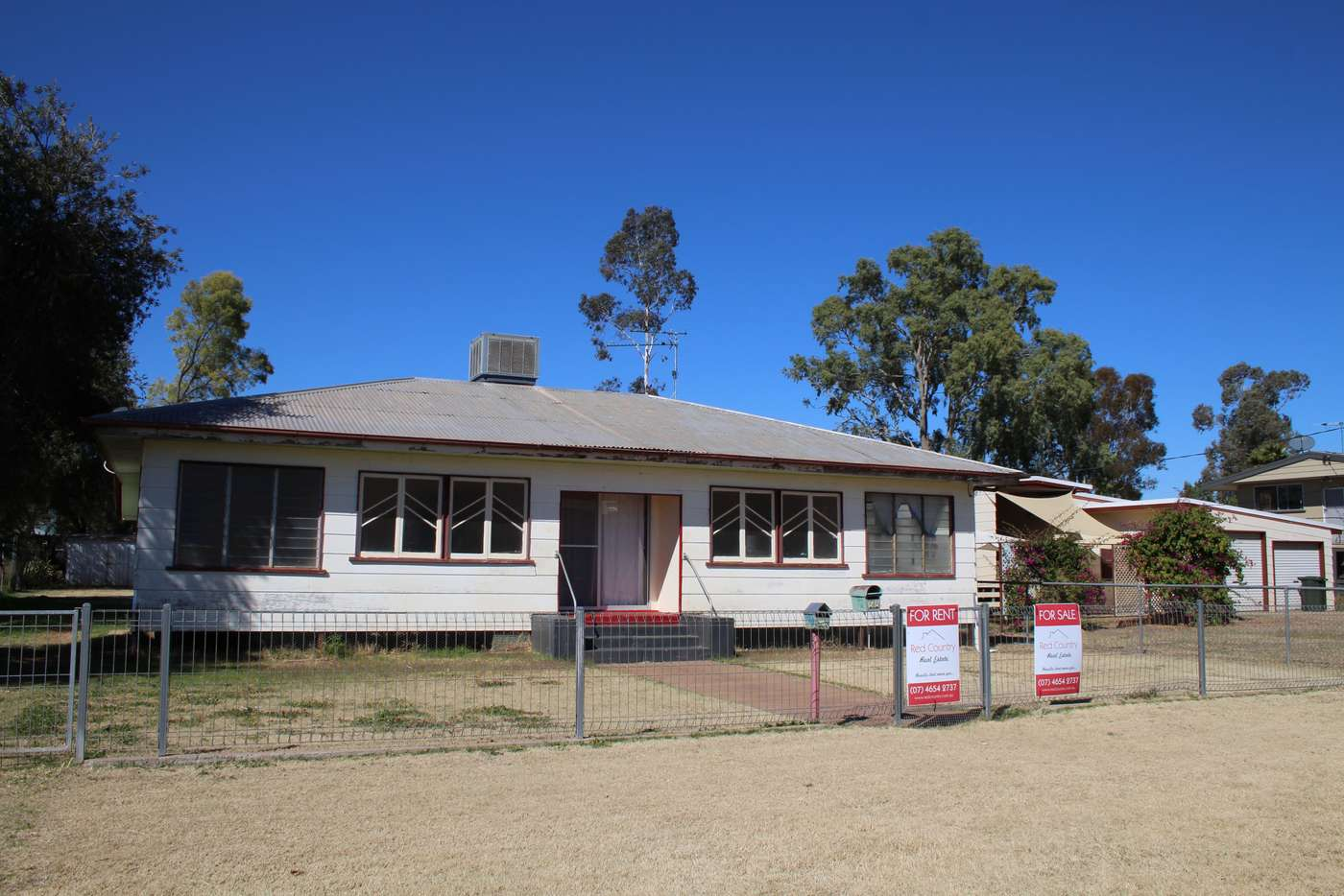 Main view of Homely house listing, 58 Galatea Street, Charleville QLD 4470