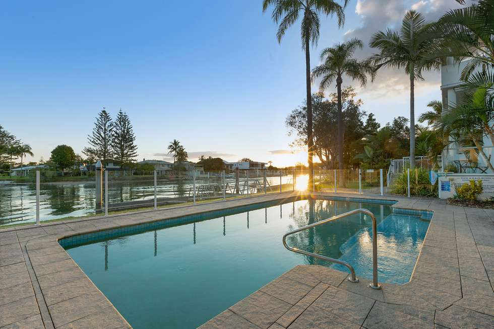 Second view of Homely unit listing, 11/52 Back Street, Biggera Waters QLD 4216