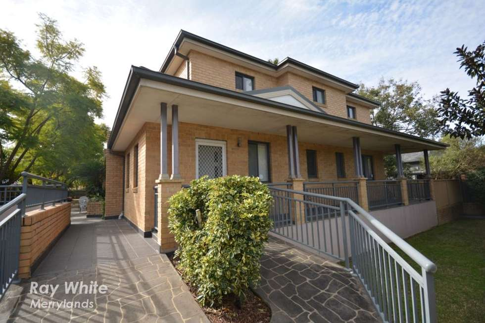 Second view of Homely townhouse listing, 1/50-52 Hassall Street, Parramatta NSW 2150