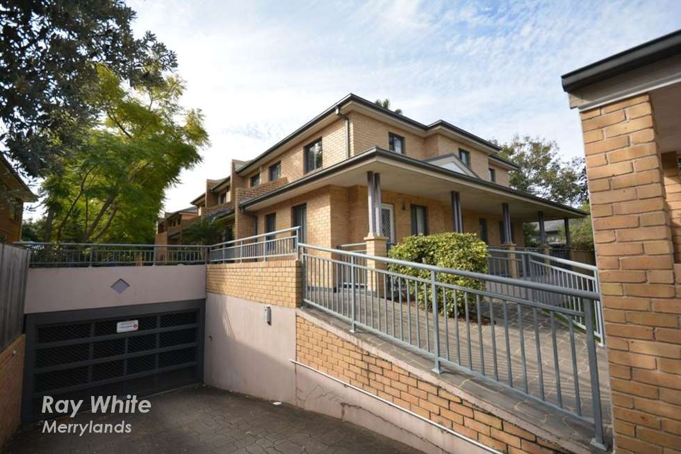 Third view of Homely townhouse listing, 1/50-52 Hassall Street, Parramatta NSW 2150