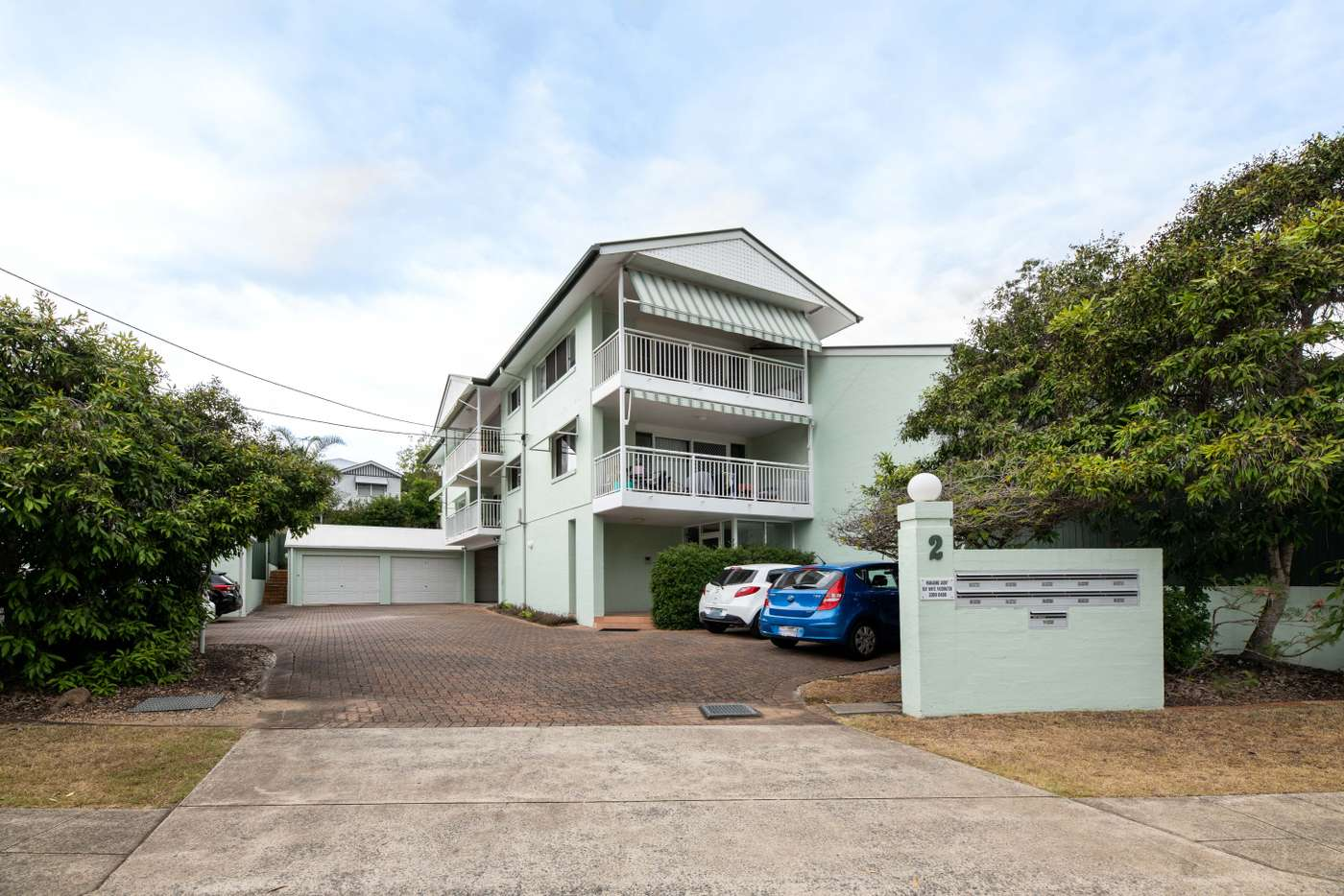 Main view of Homely townhouse listing, 2/2 Hetherington Street, Herston QLD 4006