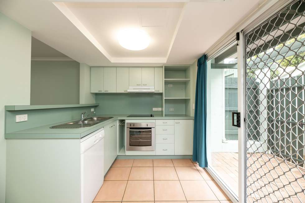Second view of Homely townhouse listing, 2/2 Hetherington Street, Herston QLD 4006