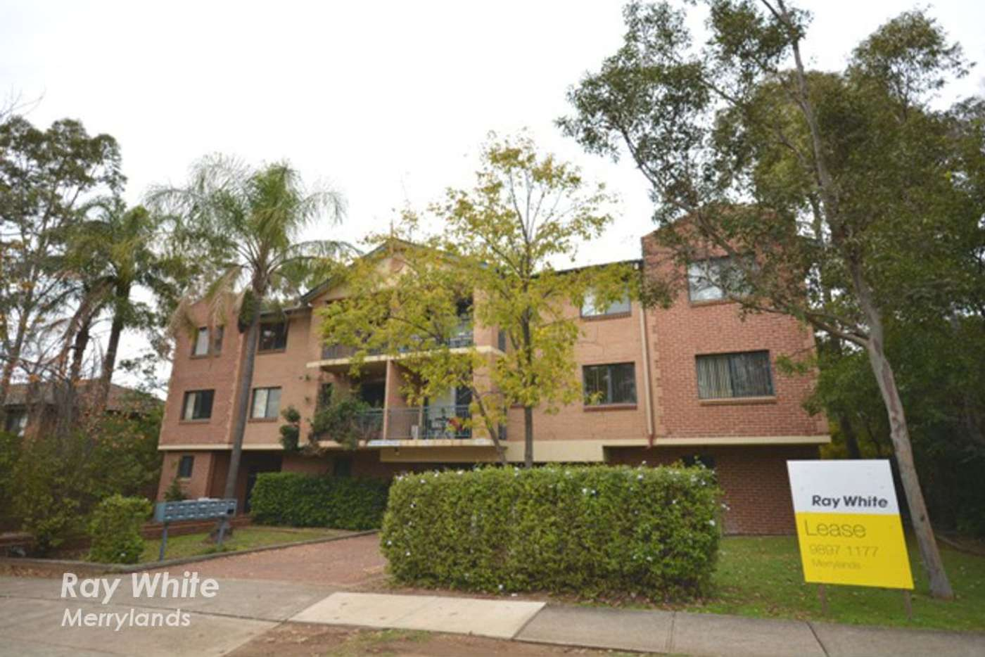 Main view of Homely unit listing, 6/14-16 Paton Street, Merrylands NSW 2160