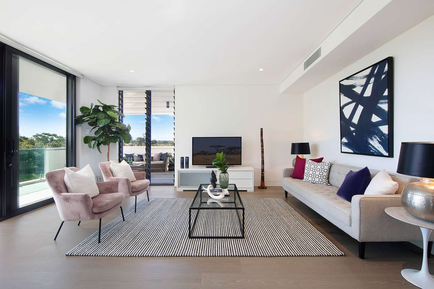 Main view of Homely apartment listing, 25/43 Lindfield Avenue, Lindfield NSW 2070