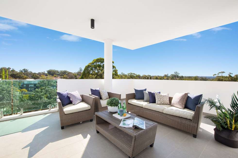 Third view of Homely apartment listing, 25/43 Lindfield Avenue, Lindfield NSW 2070