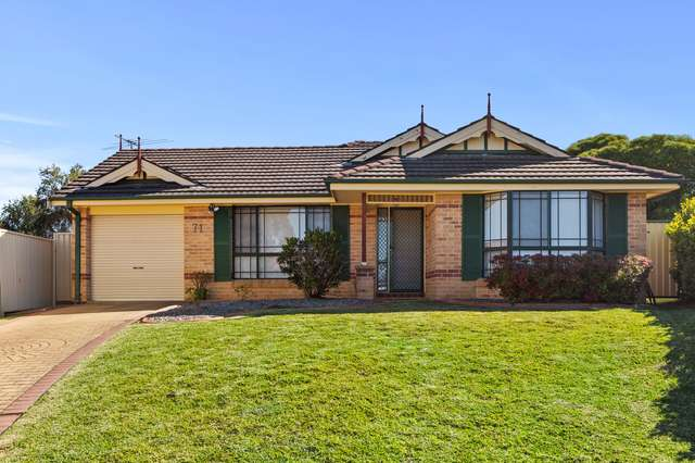 71 Pagoda Crescent, Quakers Hill NSW 2763