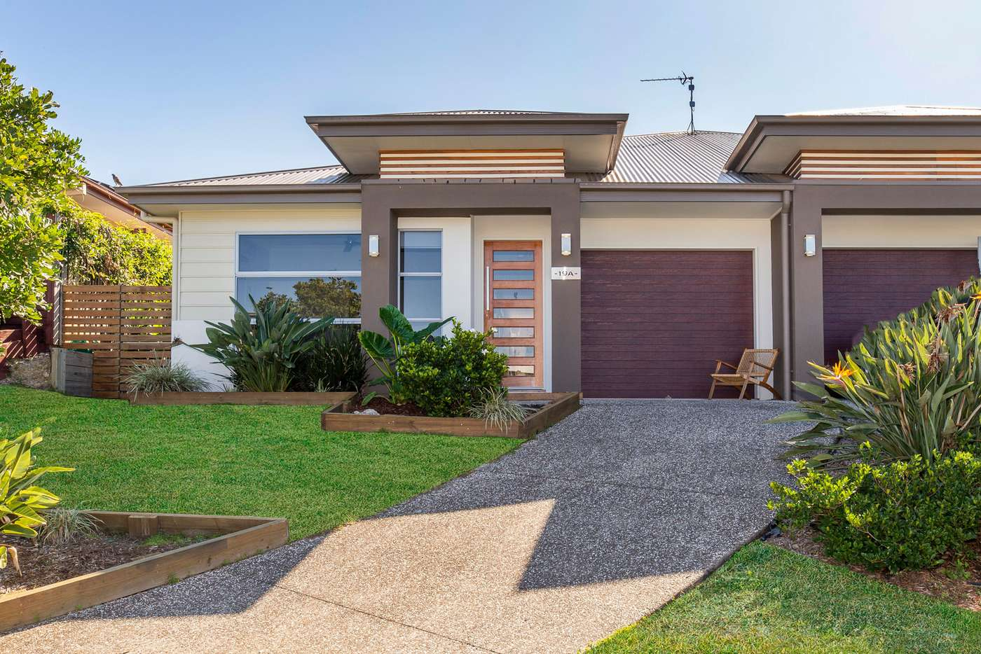 Main view of Homely semiDetached listing, 1/19 Joshua Place, Oxenford QLD 4210