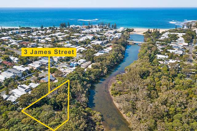 3 James Street, Dicky Beach QLD 4551
