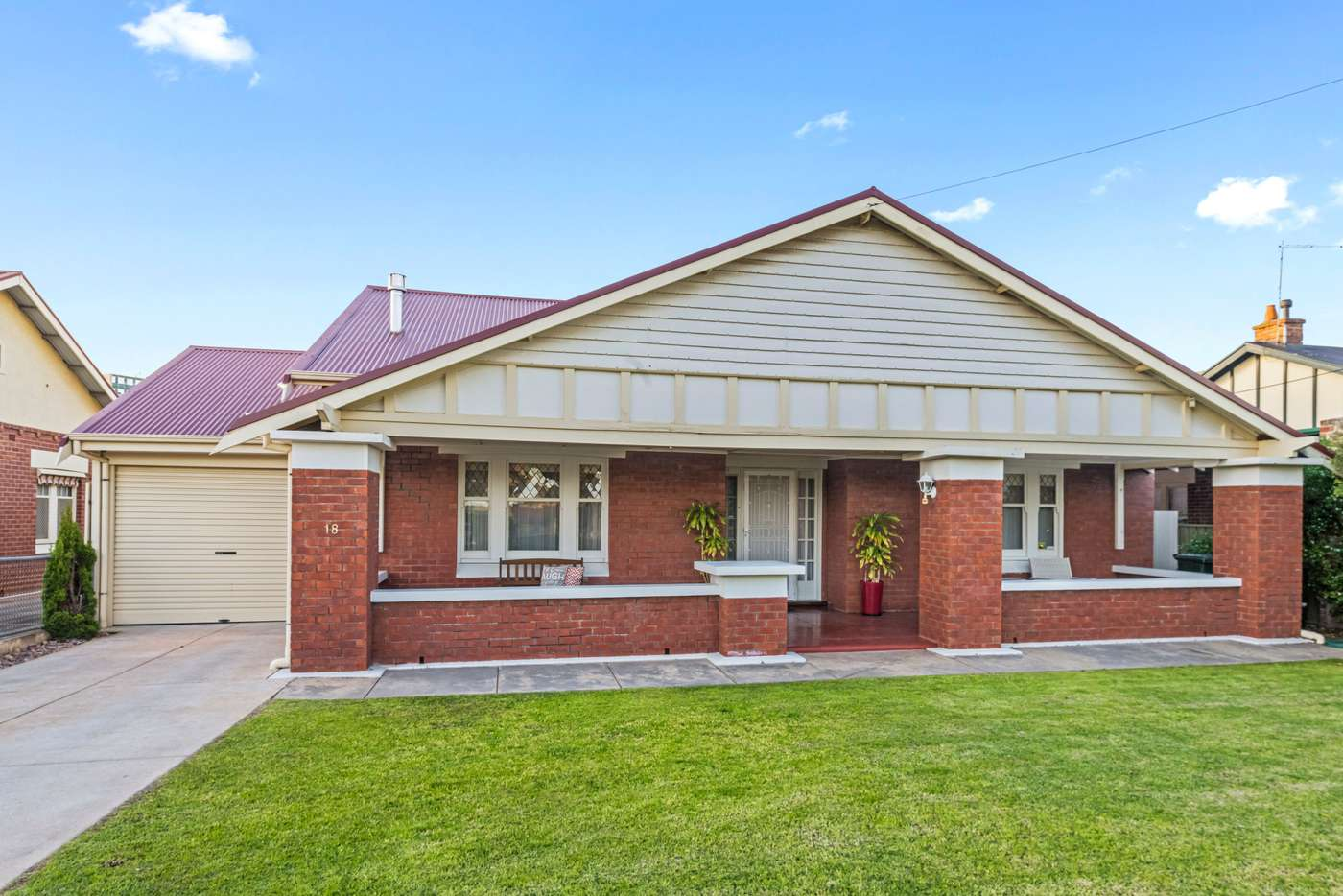 Main view of Homely house listing, 18 Glengarry Street, Woodville South SA 5011