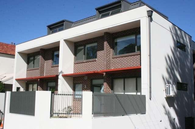 Garage West Street, Lewisham NSW 2049
